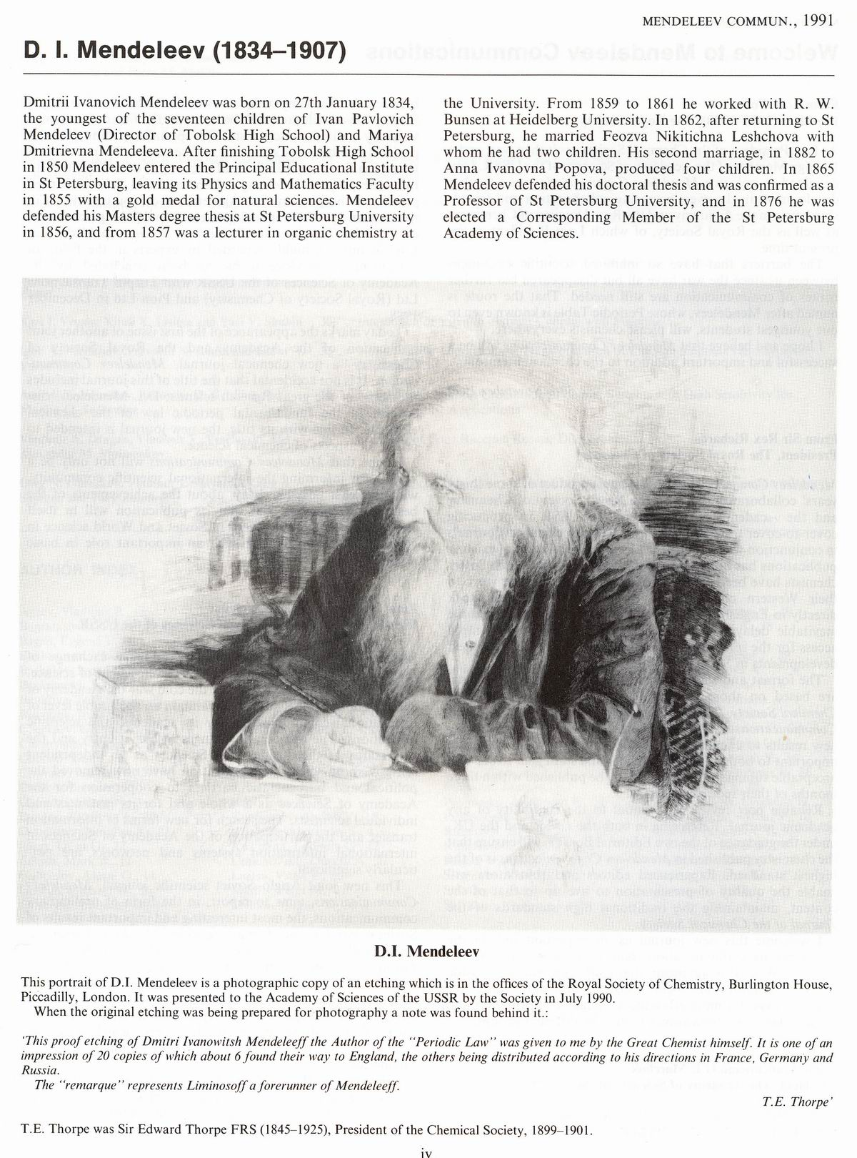 a wellordered thing dmitrii mendeleev and the shadow of the periodic table revised edition